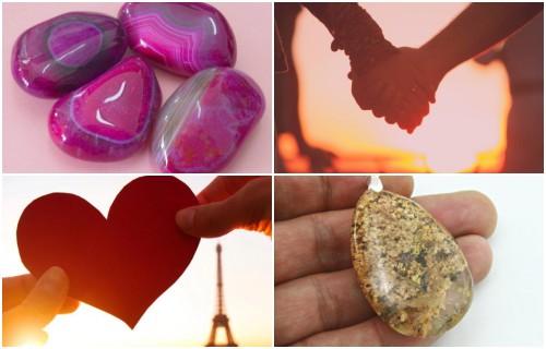 cuarzos para el amor