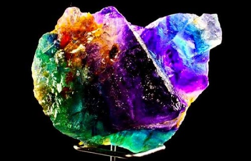 fluorita propiedades