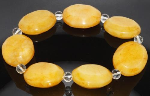 piedras amarillas nombres