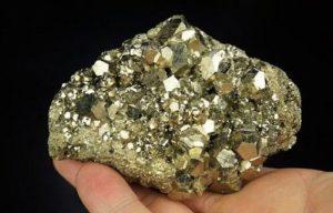 piedra pirita propiedades