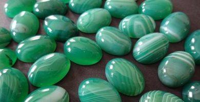 agata verde que significado tiene