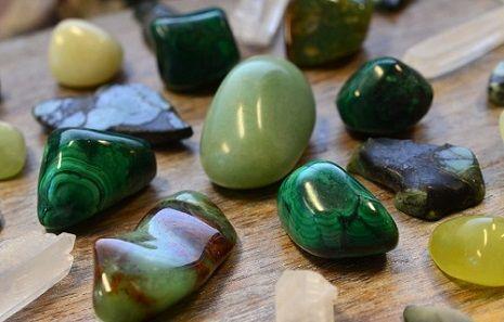 Significado de las piedras verdes