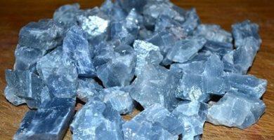 calcita azul significado