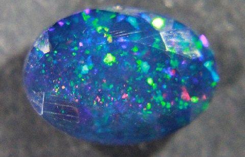 propiedades del opalo azul